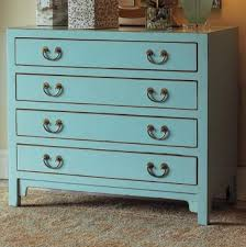 Dressers Chests And Bedroom Armoires Really Really Like This Hudson Blue Chest Eclectic Dressers Chests