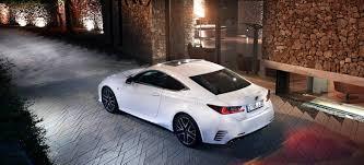 lexus rc 300 hp lexus rc y rc f todo lo que quizás no sabías del nuevo coupé