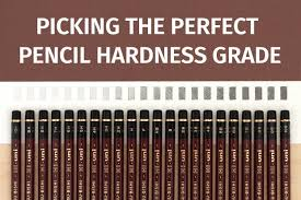 picking the perfect pencil hardness grade jetpens com