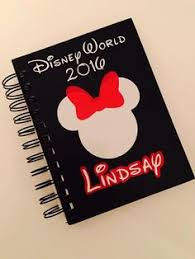 personalized autograph books disney autograph book by stefsdoodledots on etsy pinteres