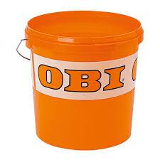 K He In L Form Kaufen Obi Eimer 10 L Orange Kaufen Bei Obi