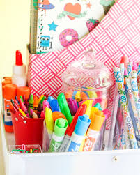 mama in the city diy homework station idea