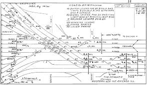 Chicago Metra Map chicago il railroad train interlocking diagrams