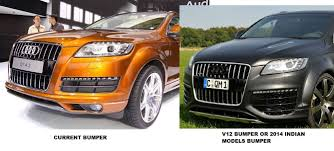 Audi Q7 2010 - audi q7 w12 bumper audiworld forums