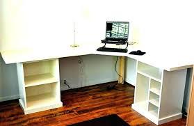 Build Your Own Corner Desk Floating Corner Desk Bethebridge Co