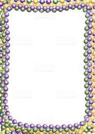mardi gras frame modern ideas mardi gras border clipart frame c stock vector