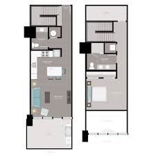 Loft Apartment Floor Plans Floor Plans Lofts 1 U0026 2 Bedroom In Downtown Atlanta Ga
