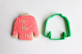 sweater cookie cutter sweater cookie cutter