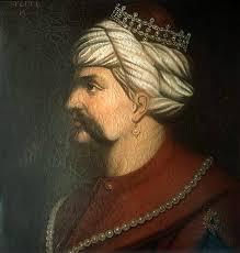 Ottoman Ruler I 1512 1520 Portrait In The Topkapi Palace Museum Istanbul Turkey