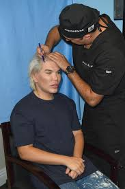 Seeking Ken Doll Human Ken Doll Rodrigo Alves Shows His New Hair Cut