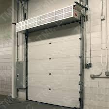 Air Curtains For Doors Medium Industrial Series S Mi Air Curtains Tmi Llc