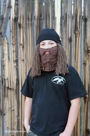 diy duck dynasty costumes the crafted sparrow