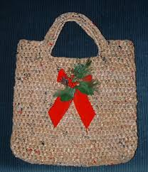 recycled christmas gift bag ideas my recycled bags com