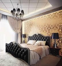 chambre baroque noir et la chambre style baroque nos propositions en photos