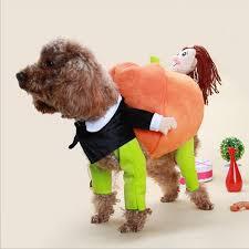 pet costumes hot sale pumpkin dog costumes pet coat fleece pet warm clothes