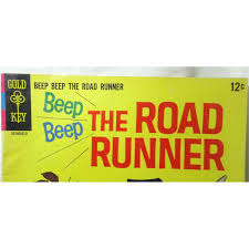 the road runner the road runner comic book