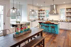 eclectic kitchen ideas wahoo lake house eclectic kitchen chicago by ed saloga