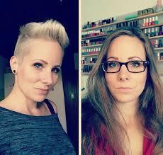 Frisuren Lange Haare Vorher Nachher by 79 Besten Frisuren Bilder Auf Kurze Haare Haare