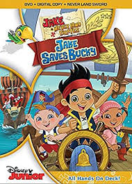 amazon jake u0026 land pirates jake saves bucky jake
