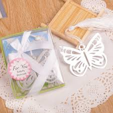 bookmark favors free shipping butterfly bookmark favors j s favor gifts ltd