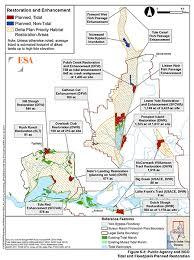 san francisco delta map defter delta restoration san francisco estuary partnership