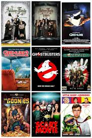 54 not so scary movies for halloween