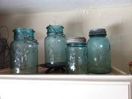 mason jars above kitchen cabinets i love collections new house