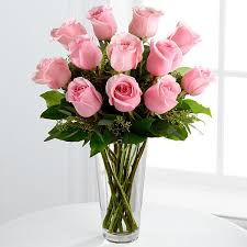 the hill birthday delivery pink bouquet in lafayette hill pa brambles florist