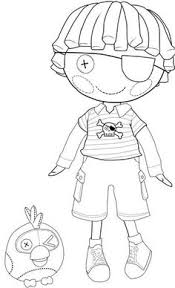 http printables4kids lalaloopsy coloring pages girls
