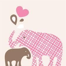mama and baby elephant clipart clipartxtras