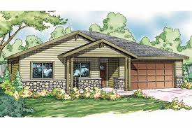 craftsman house plans bandon 30 758 associated designs