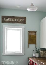 Build A Laundry Room - make a laundry room countertop from an old door the diy mommy