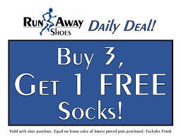daily deals run away shoes