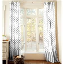 fresh white curtains nursery editeestrela design