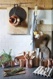 copper canisters kitchen how to style copper in the kitchen glitter inc