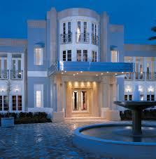 magical majestic art deco architecture