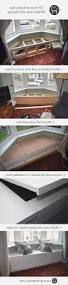 Window Bench Seat With Storage How To Build A Window Bench Seat With Storage Entryway Furniture