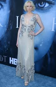 gwendoline christie u0027game of thrones u0027 season 7 premiere in los