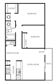 two bedroom cottage floor plans affordable 1 2 bedroom apartments in houston tx