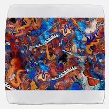 Rock Band Ottoman Rock Band Living Room Design Ideas Rugs Clocks Pillows