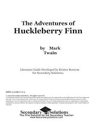 huck finn hcaeagles net