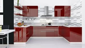 paprika u shaped kitchen