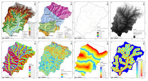 geo spatial technology for landslide hazard zonation and