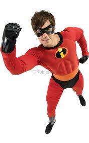 halloween headless horseman costume mens deluxe mr incredible fancy dress costume superhero halloween