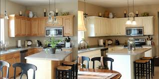 painting your kitchen cabinets before and after cabinet painting archives painting