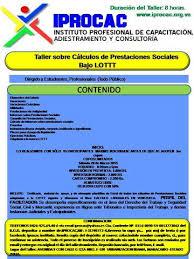 calculo referencial de prestaciones sociales en venezuela calculo de utilidades prestaciones y vacaciones lottt clasf
