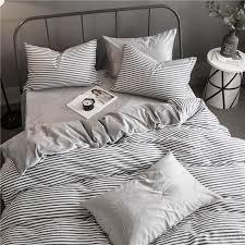 aliexpress com buy leradore ab side bedding sets plaid cotton