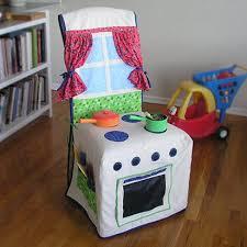 fabriquer une cuisine enfant fabriquer une dînette en tissu