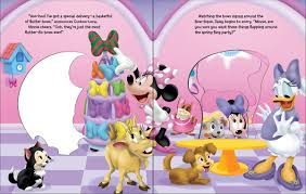 disney minnie flutter bow fun book disney minnie mouse