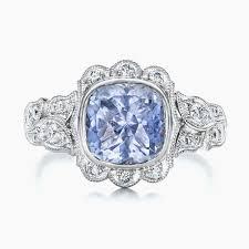 light blue sapphire ring light blue ring fresh custom light blue sapphire and